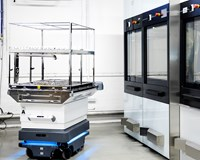 Robot solution from KEN HYGIENE SYSTEMS improves OHAS in sterile centre