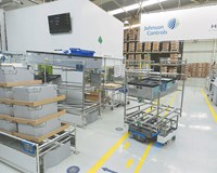 From warehouse to factory floor: Johnson Controls-Hitachi achieves important efficiency increases with a MiR200 robot