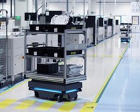 Visteon optimizes logistics with MiR200 autonomous mobile robots