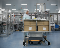 Infinitus enhances automation with advanced intralogistics solutions from MiR