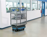 Argon Medical Addresses High Labor Costs and Productivity with MiR Robot