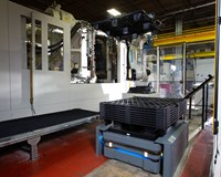 MiR500 Robot Automates Pallet Transport, Improving Quality and Solving Labor and Safety Issues at Cabka North America