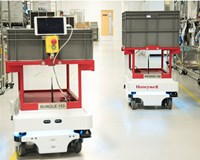 Mobile robots help Honeywell stay agile and lean